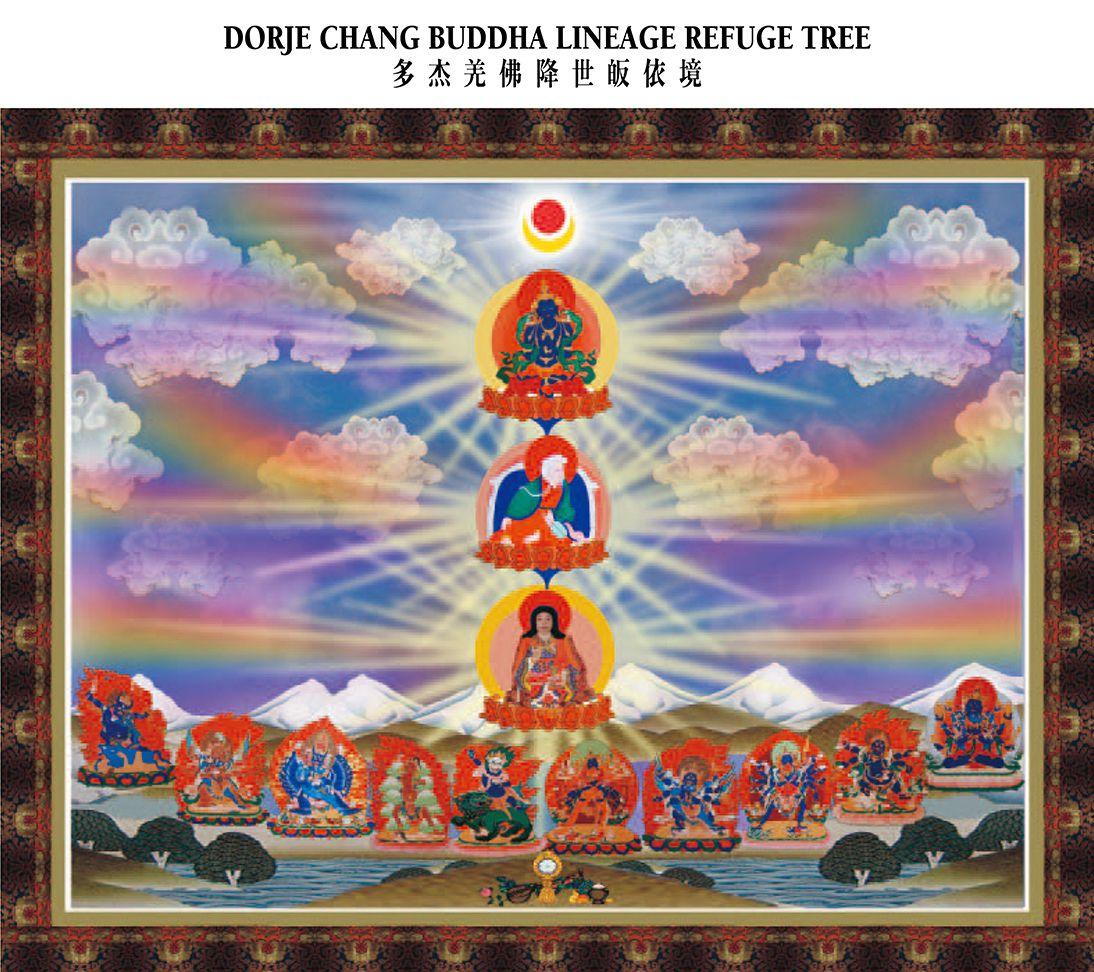 《多杰羌佛第三世》-多杰羌佛降世皈依境 (14-17頁)
