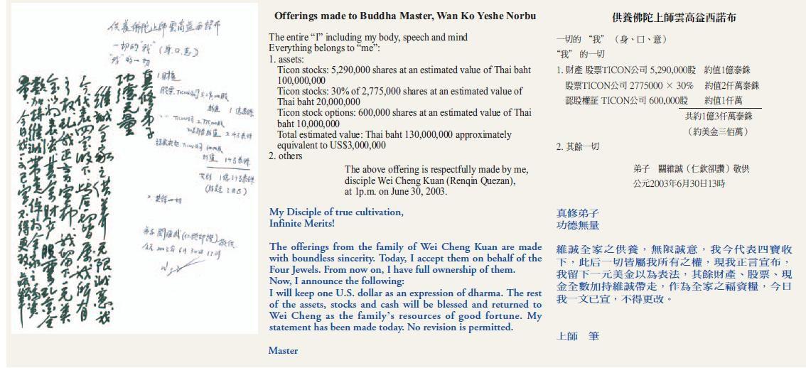 《多杰羌佛第三世》-無私偉大的佛陀上師 (192-198頁)