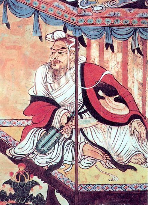 多杰羌佛第二世 維摩詰聖尊