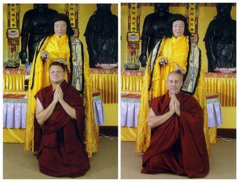 菩提度西喇嘛與宏西法藏喇嘛簡介