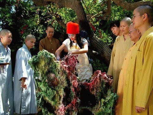 真正佛法的展現  金巴義培珠展現藝術驚人爆發力