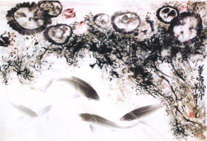 中國書畫漲勢如虹  限量版複製品也創拍價最高紀錄