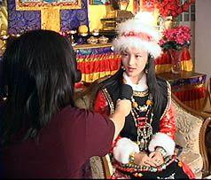 紐約藝術學院 認可西藏轉世仁波切藝術創作