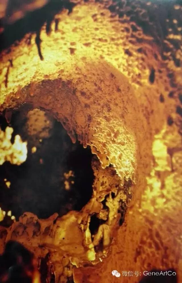 H.H.第三世多杰羌佛韻雕作品:這是古老的樹洞嗎?