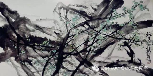 H.H.第三世多杰羌佛新詩作品:醉在綠色花園