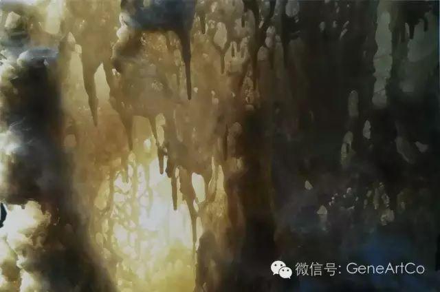 H.H.第三世多杰羌佛韻雕作品:光與影的世界里