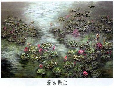 感恩H.H.第三世多杰羌佛的藝術滋潤了生命