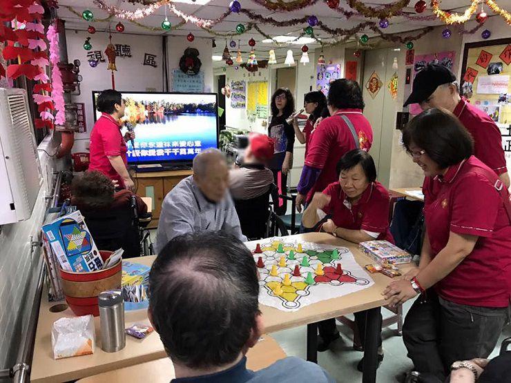 2017社會關懷活動聖誕夜圓滿成功