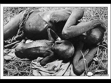 非洲的飢荒