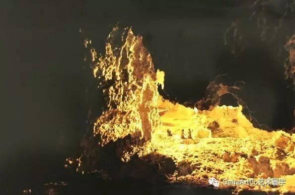 H.H.第三世多杰羌佛韻雕作品:仙人居住島