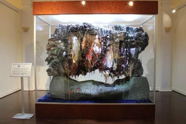 一石橫嬌-韻雕中的皇帝 人類世界首創不可複製的藝術珍品