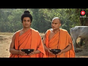 佛教故事:世尊托缽路上受邪人鋪刺刁難惡誹,賤民蘇利坨挺身護佛入僧團[菩提心]