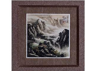 [今日新聞]「山泉古寨」與「蓮趣」高價拍出 捐畫人分毫未取