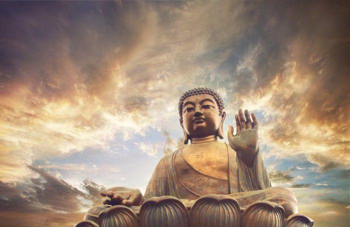 佛教聖僧肉像被「文革造反派」斬首竟流出血,惡人現世惡報(螺江南國)