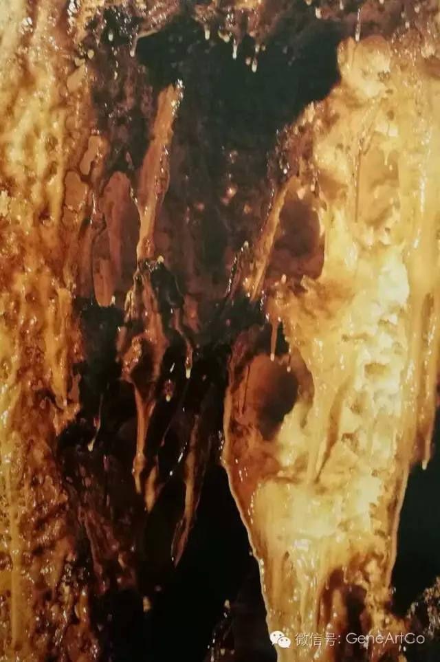 H.H.第三世多杰羌佛韻雕作品:內心世界的一塊化石