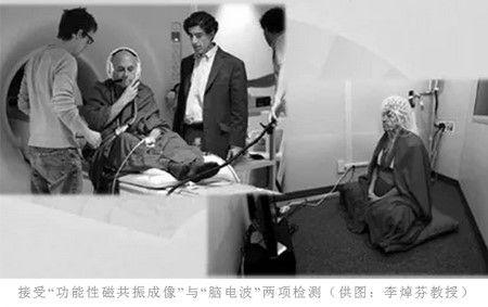 科學實驗證實:學佛者與非學佛者的腦部有很大區別