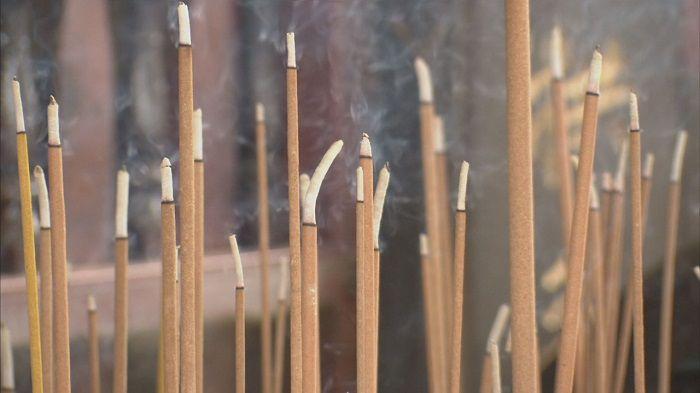 華藏學佛苑-我慢慢從一個燒香客,轉變為修行人(一印紅)