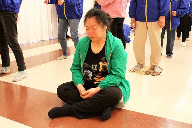 佛教正法中心-觀世音菩薩大悲心加持法會受用錄:我今後要做的事(李桂芹)