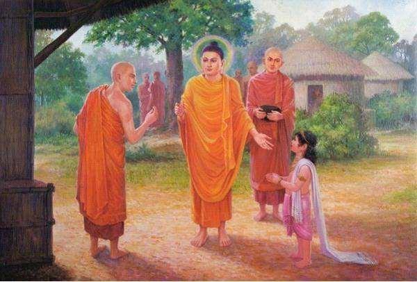 """從張柏芝的""""吃素謊言""""聯想到一則佛典故事(在路上)"""