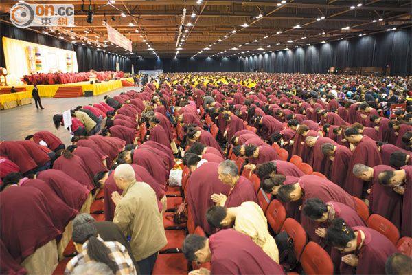 學習 南無第三世多杰羌佛教法可試試從這三件事入門(合立)