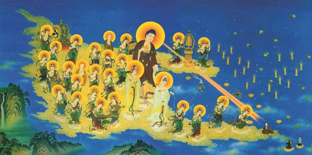 佛教正法中心-親眼所見一個佛弟子預知時至的往生(王頎)