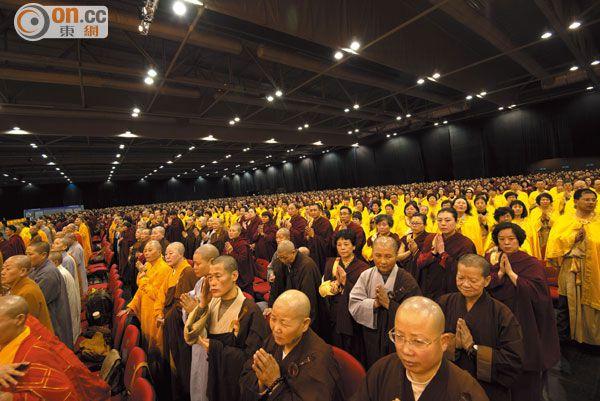 致C先生和其他毀謗『世界佛教總部』等機構的壞人們(田心雯)