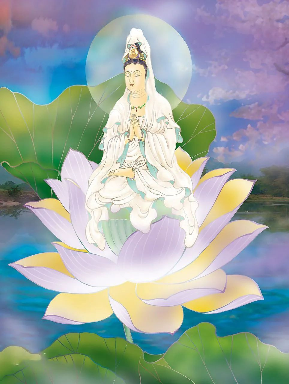 運頓多吉白菩提會-我與觀世音菩薩的奇緣(何佳佩)