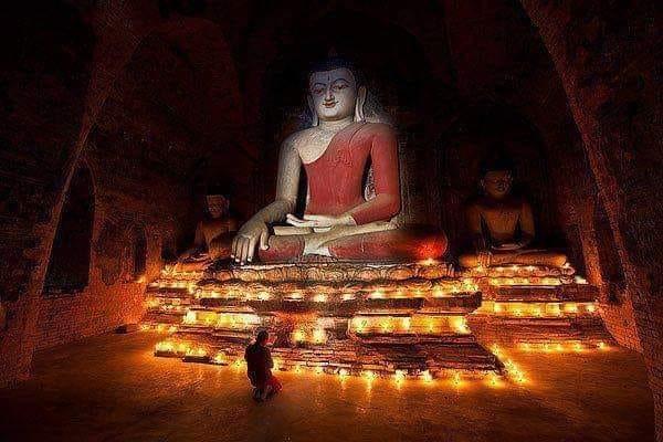 佛教正法中心-學習《感恩——能隱身的和尚開悟了我》有感(單為波)
