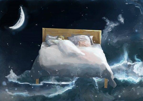 是誰,偷走了你的睡眠,盜走了你的好夢?(行麟)